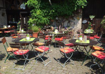 Winzerhof von Schleinitz Kobern-Gondorf_Hof_1