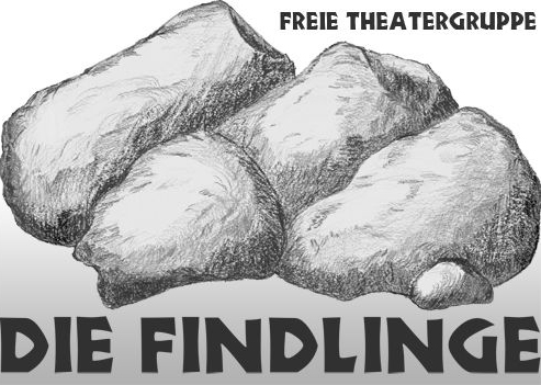 Logo Die Findlinge Theater-Gruppe